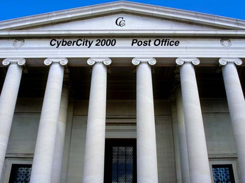CyberCity 2000 Post Office